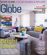 Reid Design was featured in the February 12, 2006 edition of The Boston Globe.